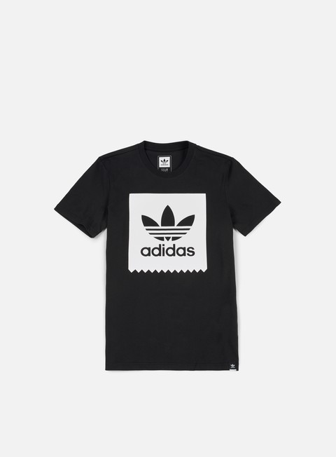 t shirt adidas skateboarding solid bb t shirt black