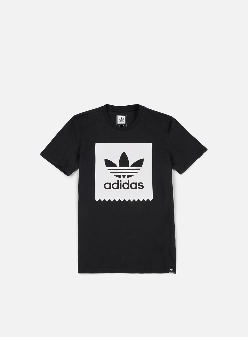 Adidas Skateboarding - Solid BB T-shirt, Black