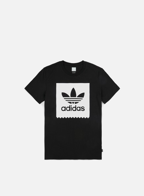 t shirt adidas skateboarding solid bb t shirt black white