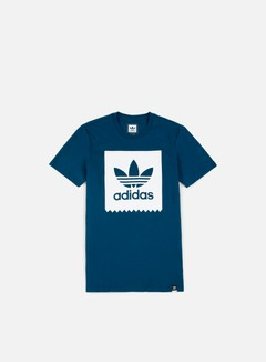 Adidas Skateboarding - Solid BB T-shirt, Blue Night