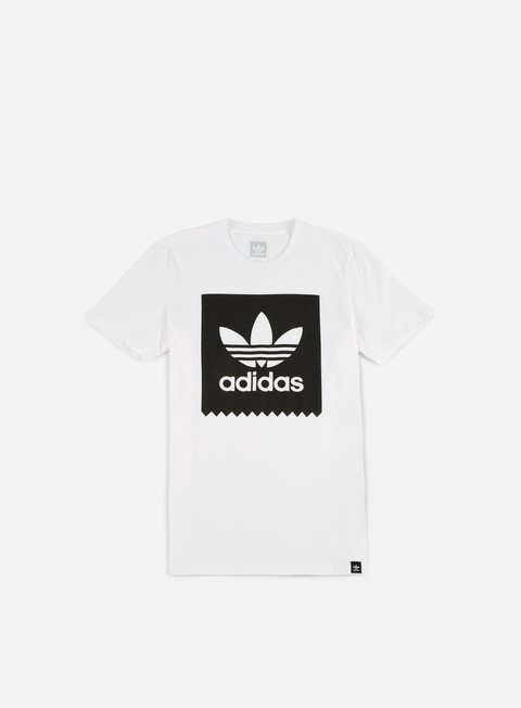 T-shirt a Manica Corta Adidas Skateboarding Solid BB T-shirt
