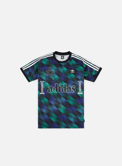 online store 1993a 53f51 Short Sleeve T-shirts Adidas Skateboarding Towning Jersey