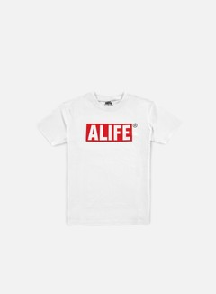 Alife - Big Stuck Up T-shirt, White 1