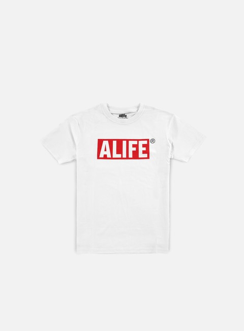 t shirt alife big stuck up t shirt white