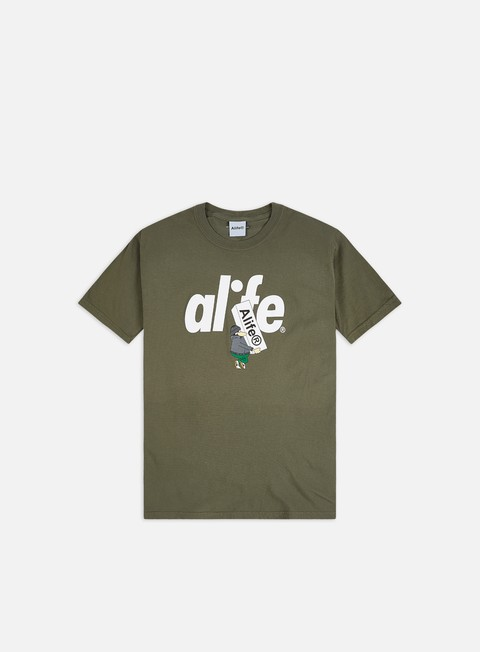 Outlet e Saldi T-shirt a Manica Corta Alife Boostin' T-shirt