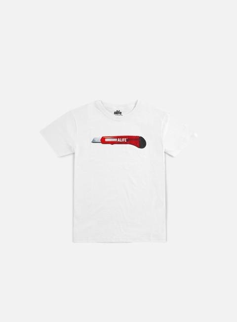 Short Sleeve T-shirts Alife Box Cutter T-shirt