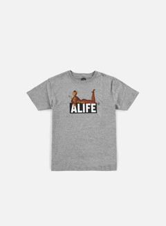 Alife - Cat Power T-shirt, Heather Grey 1
