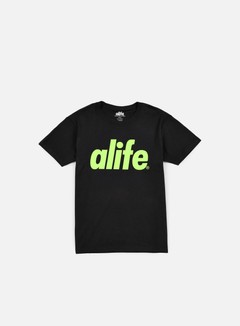 Alife - Core T-shirt, Black/Green 1