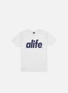Alife - Core T-shirt, White/Navy