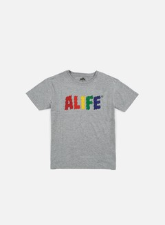 Alife - Electric Life T-shirt, Heather Grey 1