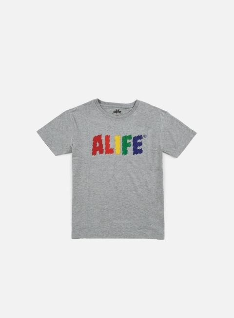 Short Sleeve T-shirts Alife Electric Life T-shirt