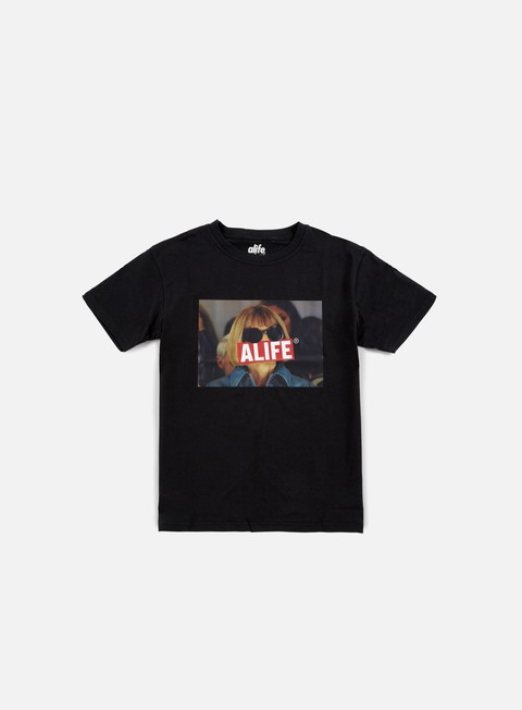 Outlet e Saldi T-shirt a Manica Corta Alife Ice Queen T-shirt