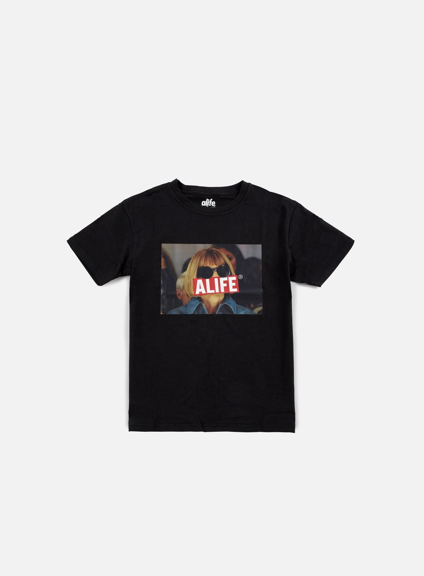 Alife - Ice Queen T-shirt, Black