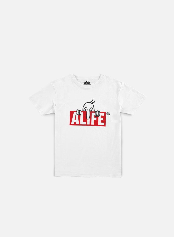 Alife - Kilroy T-shirt, White