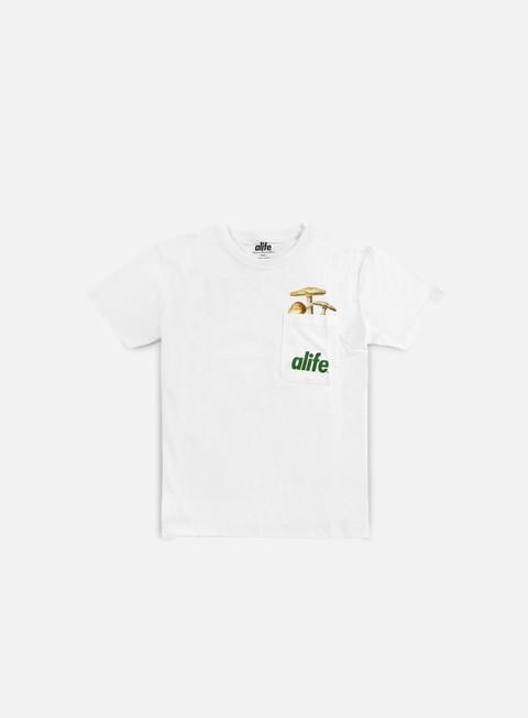 Short Sleeve T-shirts Alife Patch Pocket T-shirt