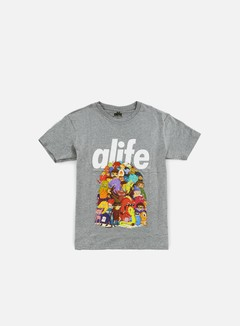 Alife - Steve Darden T-shirt, Heather Grey