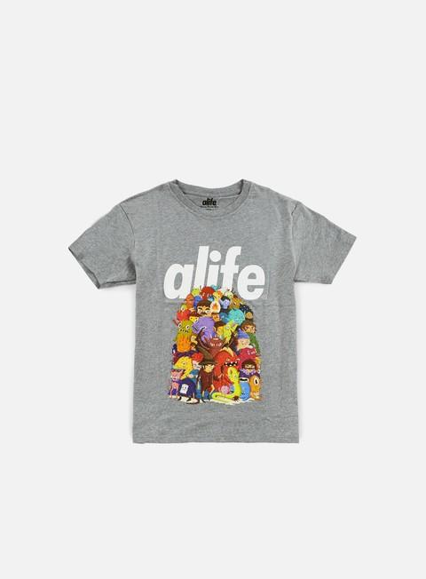 T-shirt a Manica Corta Alife Steve Darden T-shirt