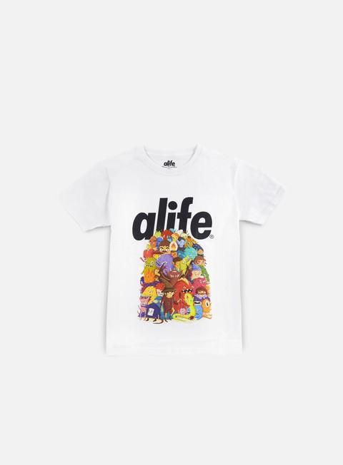 Outlet e Saldi T-shirt a Manica Corta Alife Steve Darden T-shirt