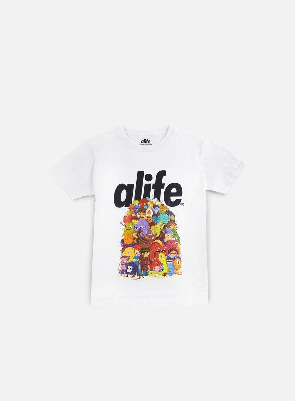 Alife - Steve Darden T-shirt, White