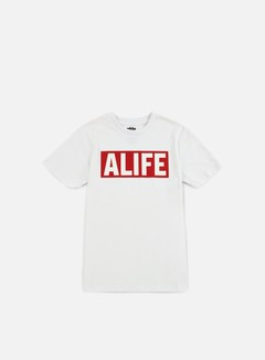 Alife - Stuck Up T-shirt, White 1