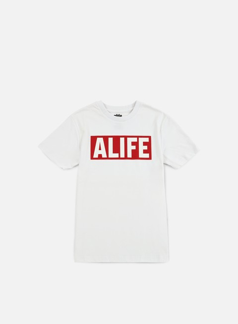 t shirt alife stuck up t shirt white
