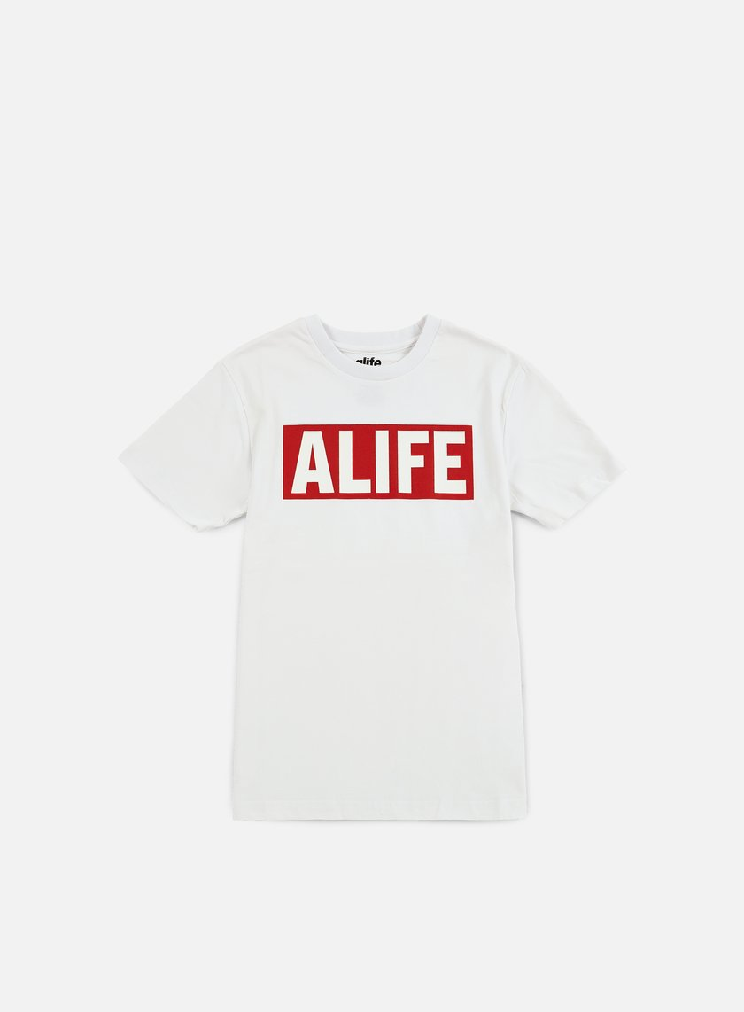 Alife - Stuck Up T-shirt, White