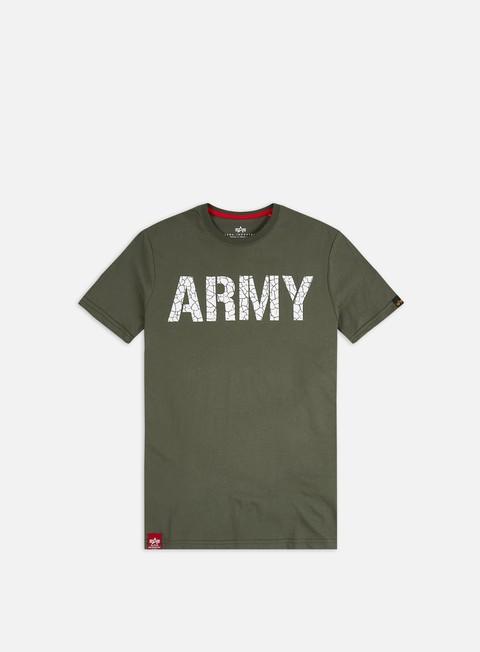 Alpha Industries Army Crack T-shirt