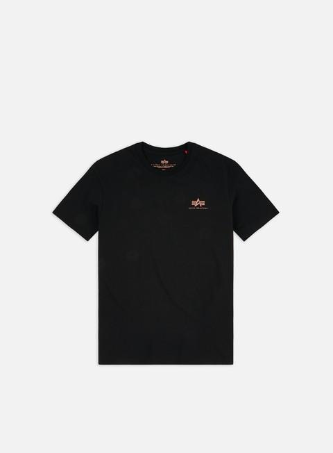 Alpha Industries Basic Logo Foil Print T-shirt