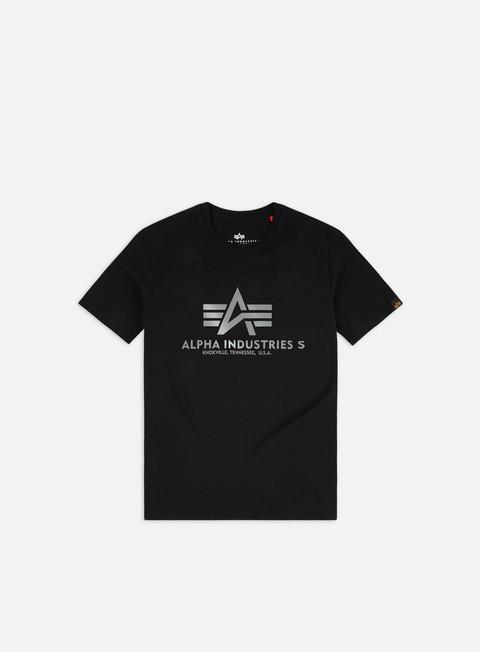Alpha Industries Basic Reflective Print T-shirt