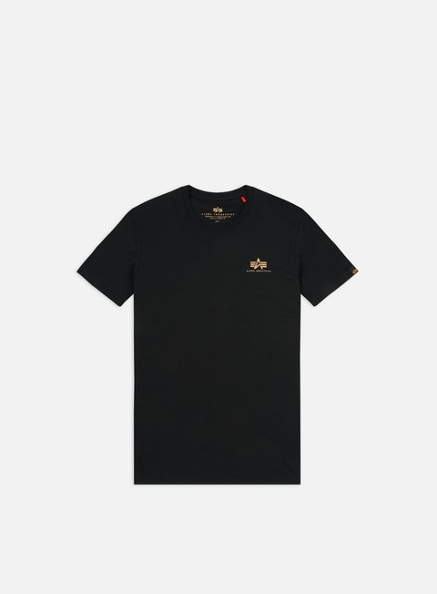 Basic T-shirts Alpha Industries Basic Small Logo T-shirt