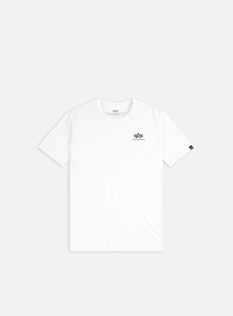 T-shirt a Manica Corta Alpha Industries Basic Small Logo T-shirt
