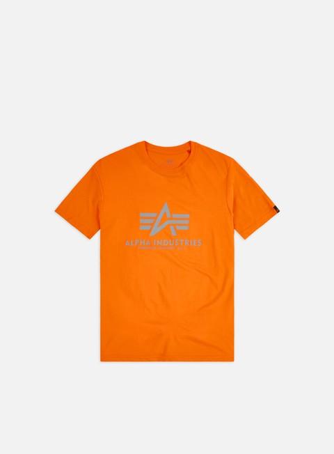 Sale Outlet Short sleeve T-shirts Alpha Industries Basic T-shirt