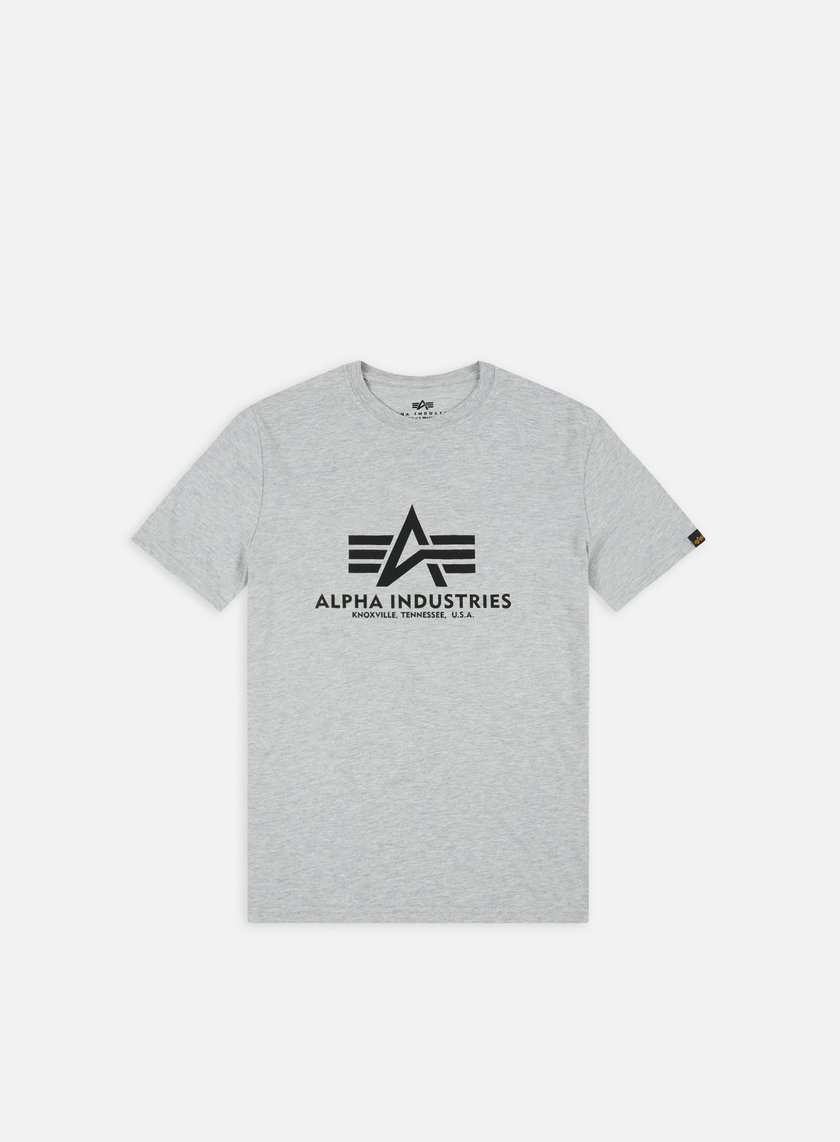 d9da038add689 ALPHA INDUSTRIES Basic T-shirt € 19 Short Sleeve T-shirts