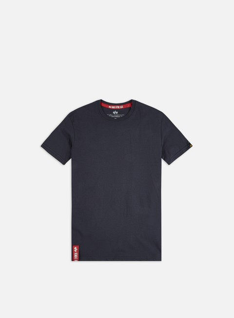 Outlet e Saldi T-shirt a Manica Corta Alpha Industries Blood Chit T-shirt