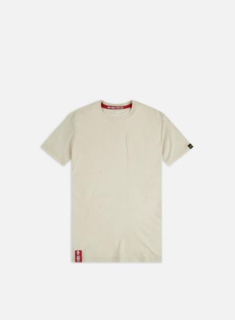 Outlet e Saldi T-shirt a Manica Corta Alpha Industries Blood Chit T-shirt