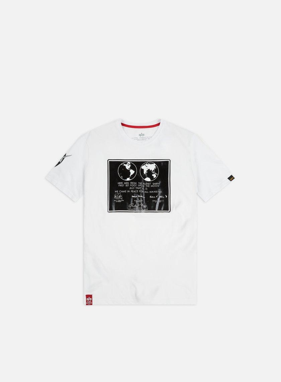 Alpha Industries Lunar Plaque T-shirt
