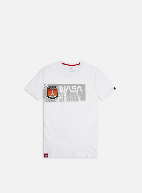 T-shirt a Manica Corta Alpha Industries Mars Reflective T-shirt
