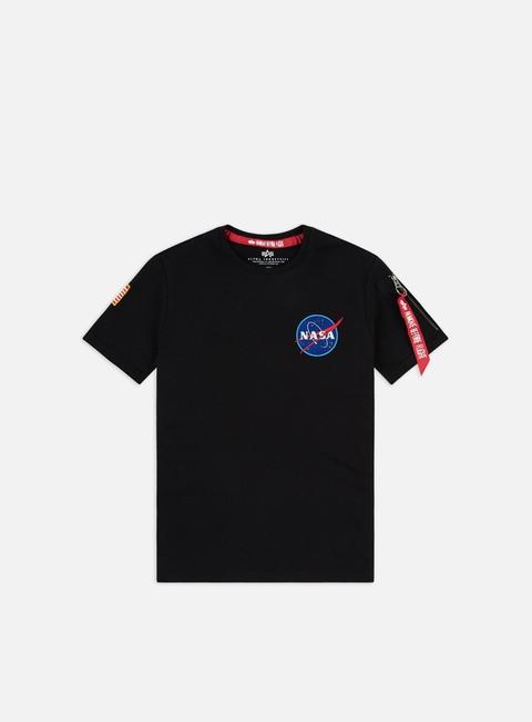 Sale Outlet Short sleeve T-shirts Alpha Industries Nasa Heavy T-shirt