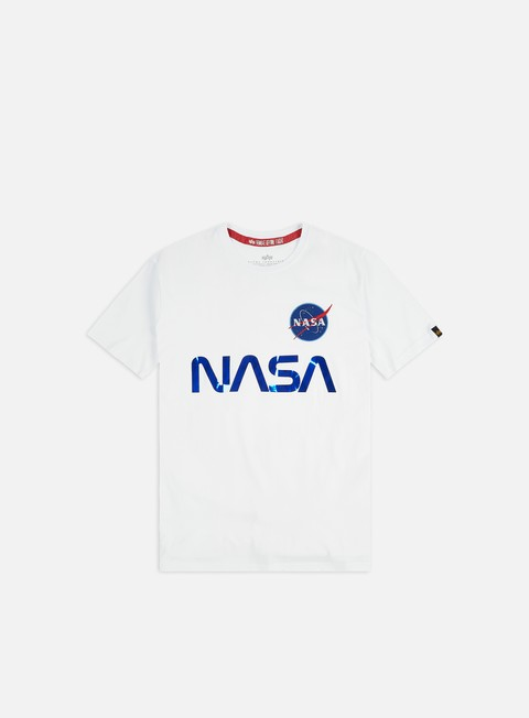 T-shirt a Manica Corta Alpha Industries Nasa Reflective T-shirt