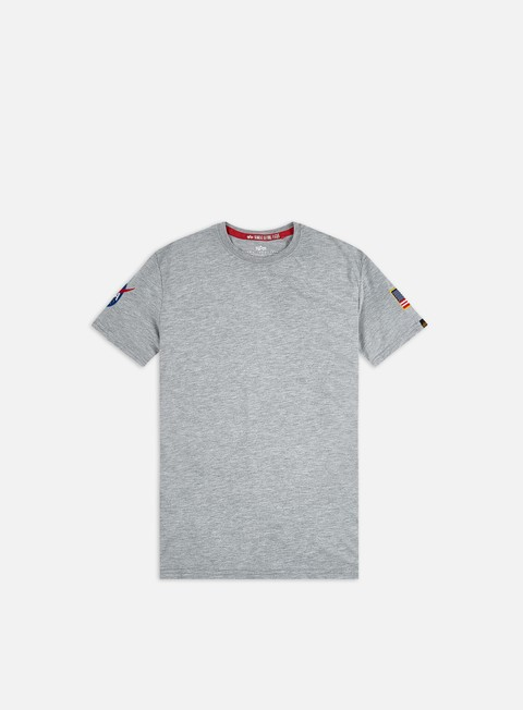 Sale Outlet Short Sleeve T-shirts Alpha Industries Nasa T-shirt