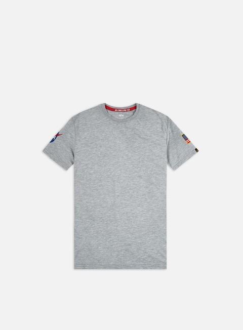 Short sleeve T-shirts Alpha Industries Nasa T-shirt