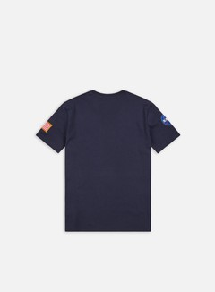 Alpha Industries - Nasa T-shirt, Replica Blue 2