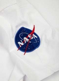 Alpha Industries - Nasa T-shirt, White 2