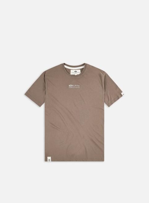 T-shirt a manica corta Alpha Industries Organics EMB T-shirt