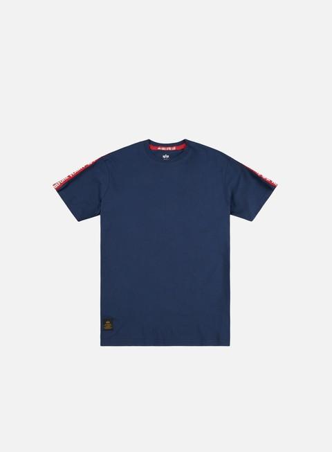 T-shirt a Manica Corta Alpha Industries RBF Tape T-shirt