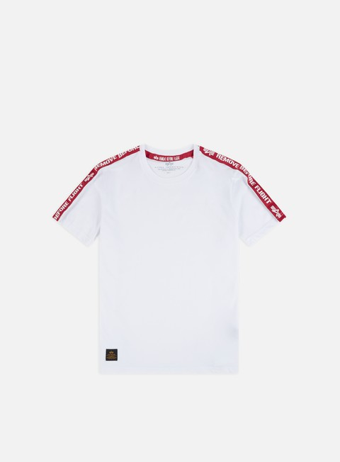 Sale Outlet Short sleeve T-shirts Alpha Industries RBF Tape T-shirt