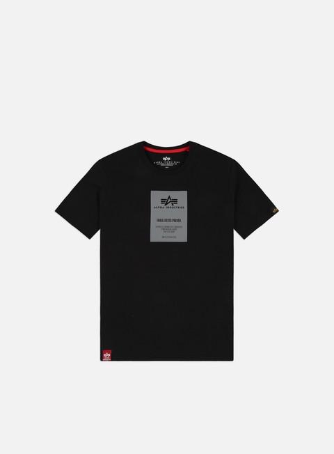 Alpha Industries Reflective Label T-shirt