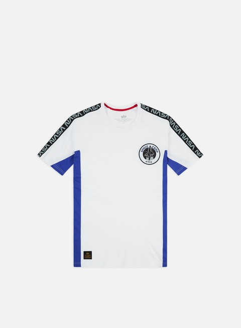 T-shirt a Manica Corta Alpha Industries Space Camp T-shirt