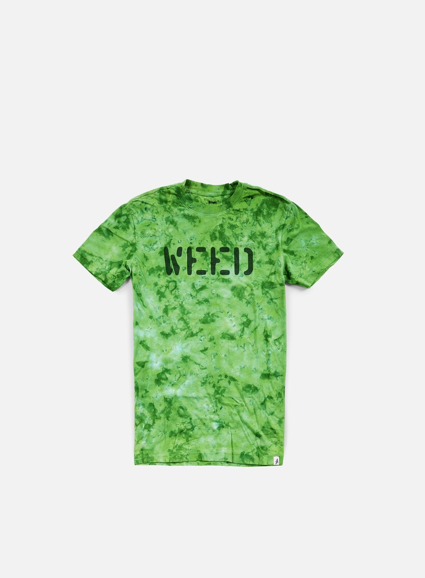 Altamont - Dispensary Wash T-shirt, Green