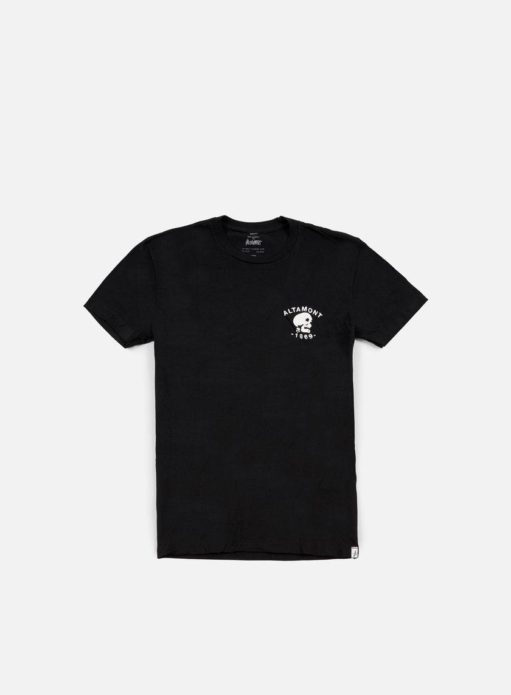 Altamont - Erik Brunetti Grim Rider T-shirt, Black